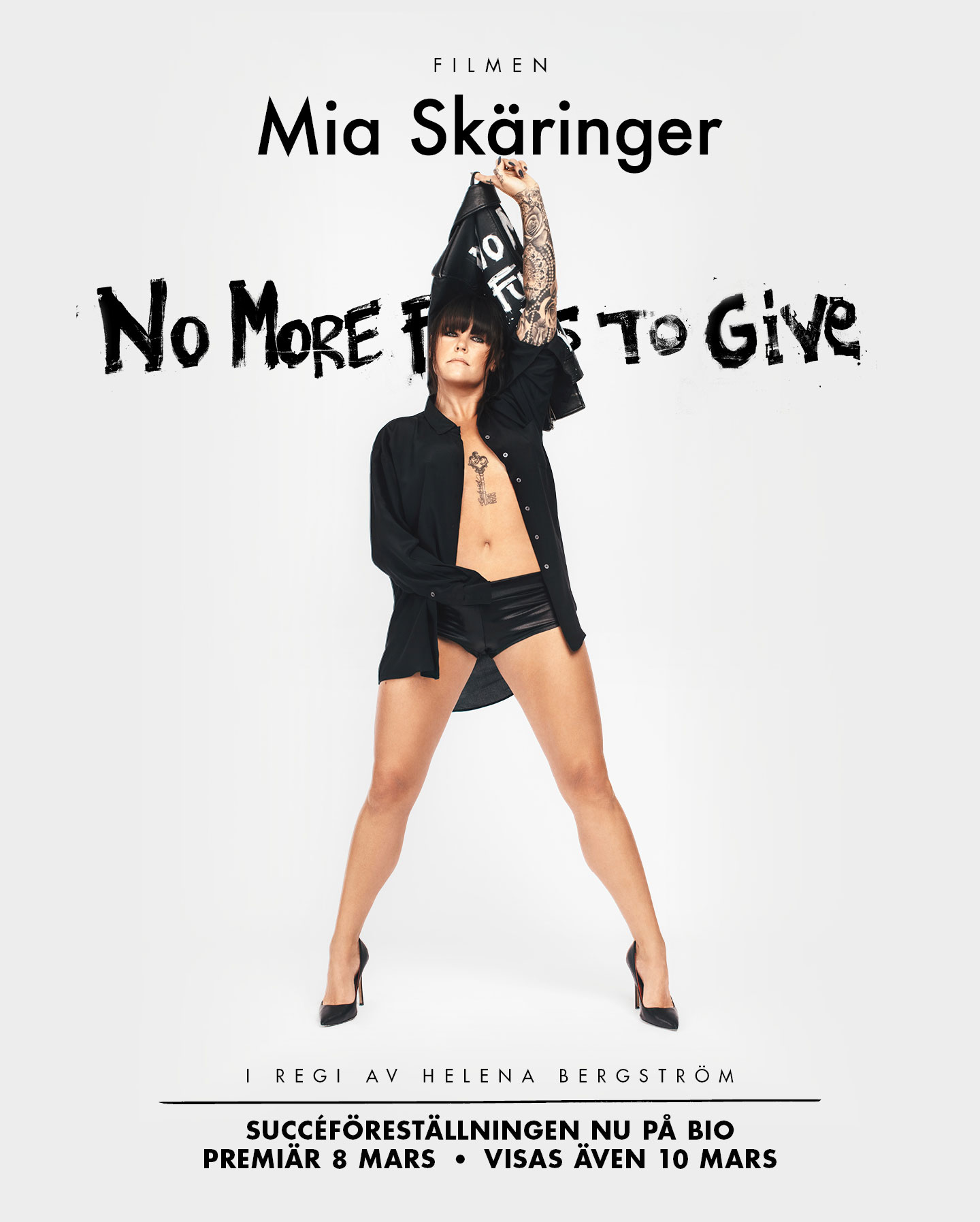 Filmen Mia Skäringer No More Fucks To Give